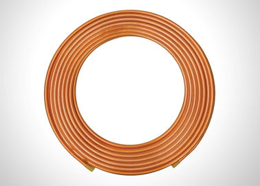 "Seamless Copper Refrigeration Tubing 3/8"" Soft Annealed Copper Tubing"