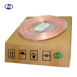 3/4 Inch Copper Refrigeration Tubing Coil Soft Annealed Pancake Coil Copper Pipe